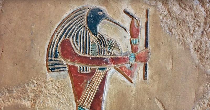 Thoth o Tehuti
