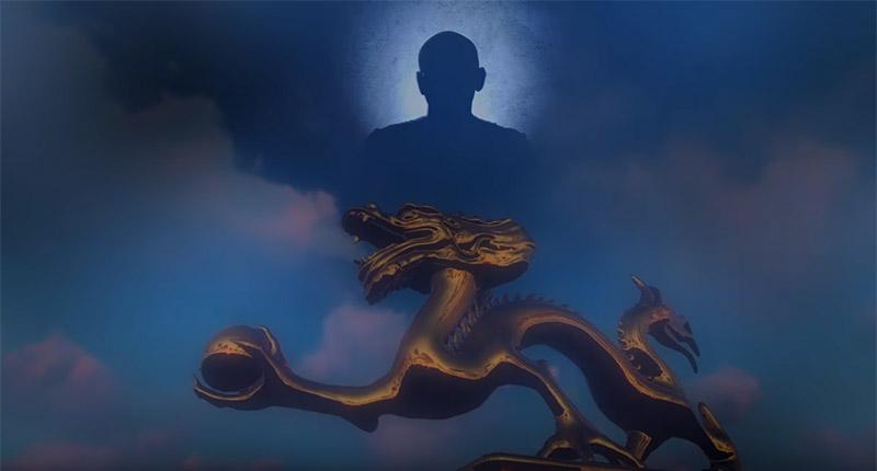 Conocimiento de Thoth protegido por una serpiente