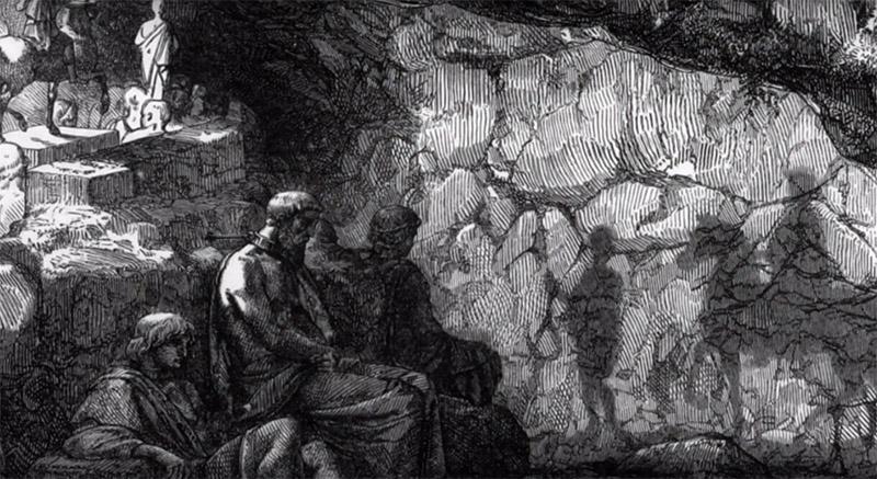 La cueva de Platon