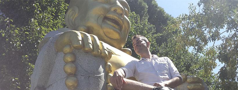 Viviendo el Presente Buda